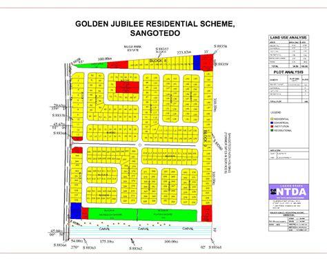 golden layout manager ntda lagos scheme layout golden jubilee residential