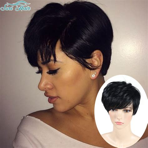 pixie wigs for african american women short pixie cut wig short wigs for black women african