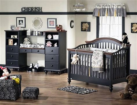 black nursery furniture sets black nursery furniture set thenurseries