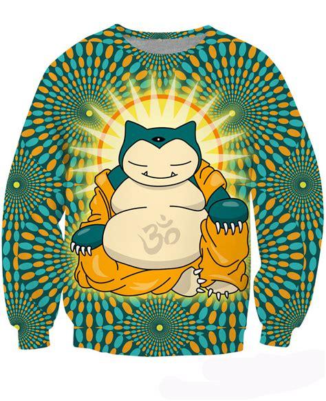 T Shirt Buddhis Sleeping Buddha Xl Merah sport crewneck buddha snorlax sweatshirt the sleeping type snorlax style jumper for