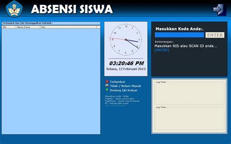 free download format absensi siswa software absensi siswa gratis untuk sekolah blogiin