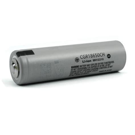 Panasonic Battery 18650 With Flat Top 2250mah Original Japa T0210 battery data panasonic cgr18650ch god of steam