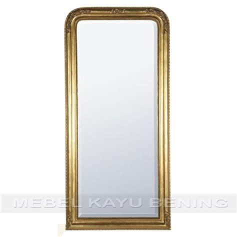 Cermin Tebal 5 Mm cermin pigura kaca hiasan dinding ukiran jepara fryda