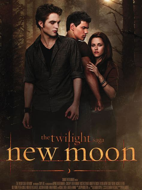 new moon the twilight saga the twilight saga new moon locandina e poster