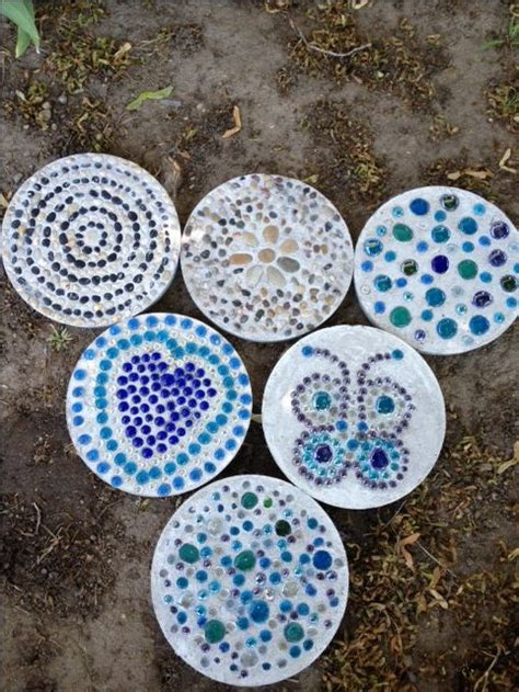 Handmade Stepping Stones - best 25 stepping stones ideas only on