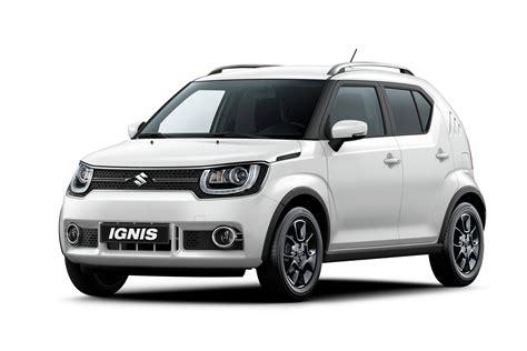New Suzuki Ignis New Suzuki Ignis Set For Uk In 2017 Carbuyer