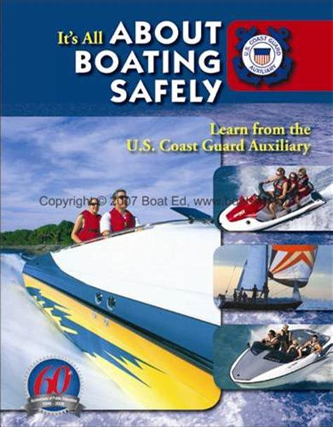 national boating safety school course manual public boating courses