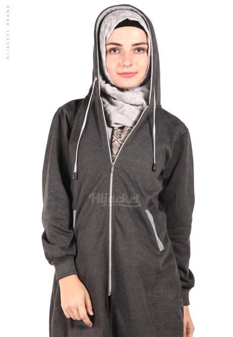 Sweater Premium Flop Varsity Maroon hj4 hijacket x grey