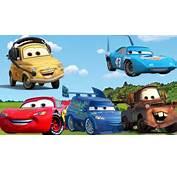 Coches Carreras Dibujos En Espa&241ol Animados Para Ni&241os Disney Cars