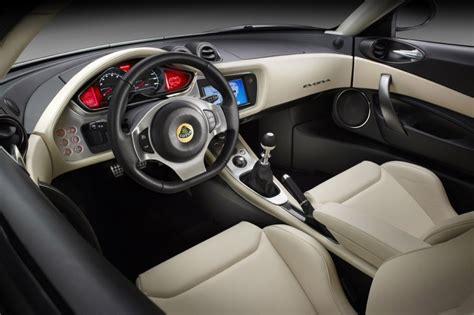 Lotus Interior by 2015 Lotus Evora Review Specs Price Changes Exterior