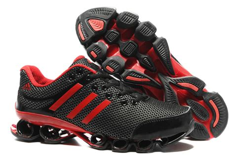 adidas bounce black cozy adidas bounce titan men black red running shoes