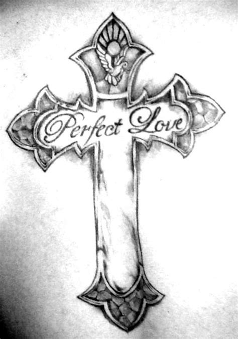 cross tattoo sketches cool black and white cross drawings www pixshark