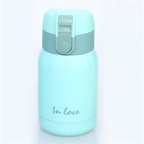 office hot water bottle portable double layers vacuum hot water travel office mug