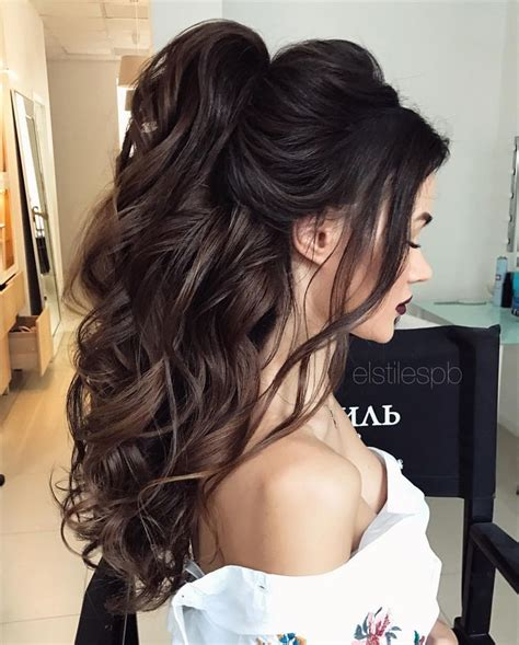 dressy ponytail hairstyles best 25 semi formal hairstyles ideas on pinterest