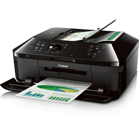 Canon Printer And Scanner canon pixma mx922 wireless color photo printer best