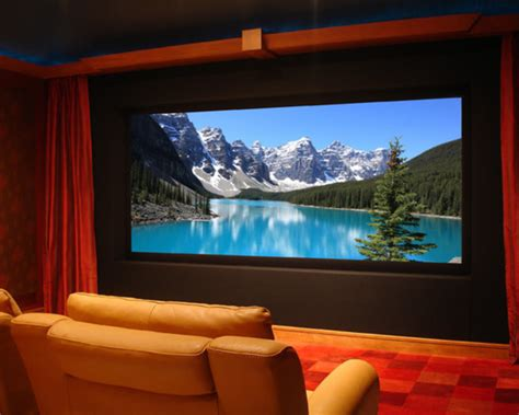 Media Room Curtains Design Pictures Remodel Decor And