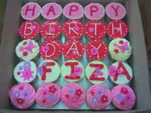Awesome Kitchen Designs Yummillicious Cupcakes Janni S Happy Birthday Fiza