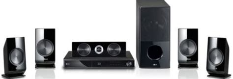 lg lhb336 home theater system with ipod cradle speaker