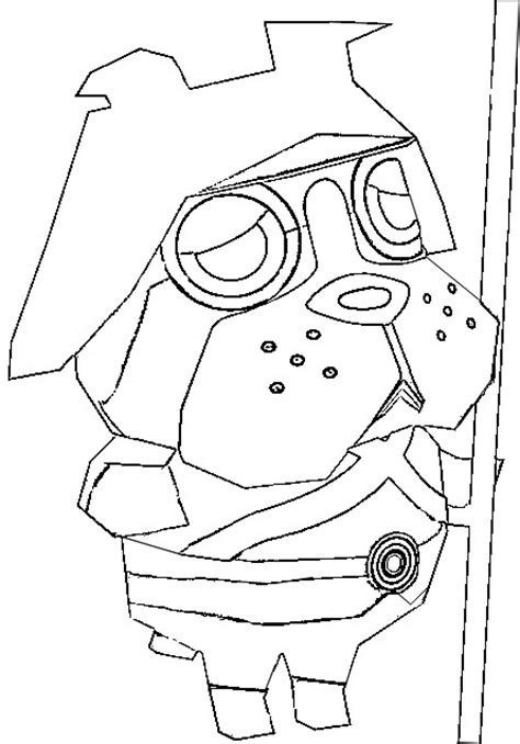 coloring pages of animal crossing new leaf coloring page animal crossing 9