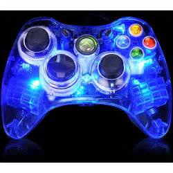 Light Up Xbox 360 Controller Pin It Like Image