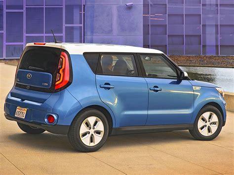 Kia Soul Road 10 Electric Cars With Range Extenders Autobytel