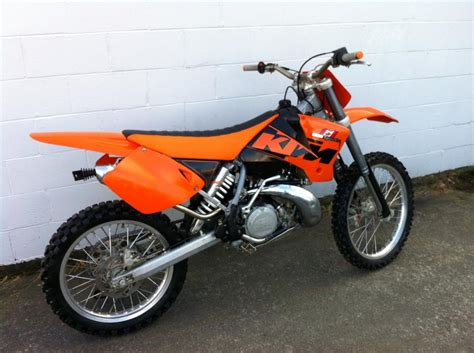 Used Ktm 250 2001 Ktm Sx250 2 Stroke Excellent Condition Central