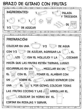 menta mas chocolate recursos y actividades para educacion infantil 17 best images about recetas para ni 209 os on pinterest