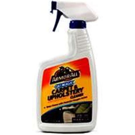 armor all carpet and upholstery cleaner armor all oxi magic upholstery cleaner carpet 22 fl oz