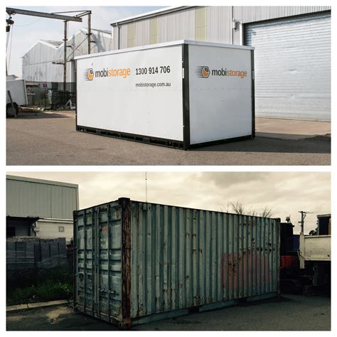 shipping containers v mobistorage containers mobistorage - Storage Containers Perth