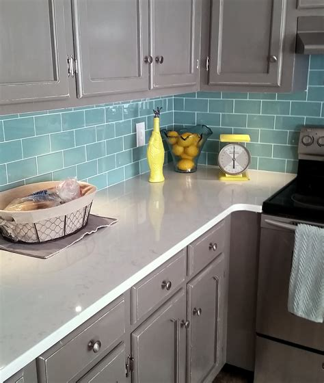 green glass tiles for kitchen backsplashes sage green glass subway tile kitchen backsplash subway