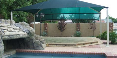 Backyard Shade   Shade N Net