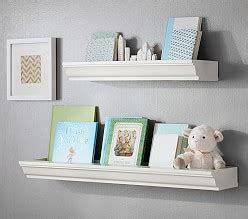 hayden pedestal shelf ledge u0026 hook decorative shelving pottery barn