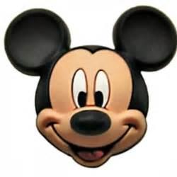 mickey mouse head jibbitz