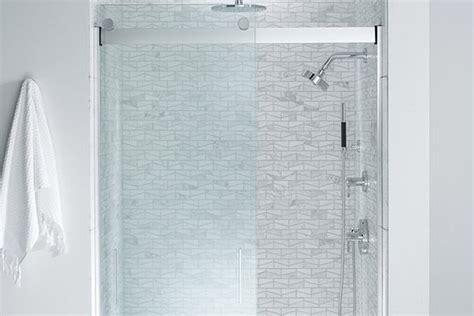 Product Levity Kohler Builder Magazine Bath Doors Kohler Levity Shower Door
