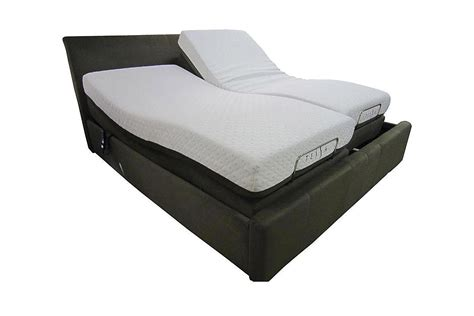 electric recliner beds split king electric bed tessa furniture