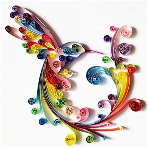 Paper Quilling Craft Ideas - paper quilling projects recycled things