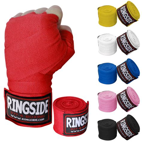 Mexican Style Handwrap Pink Sepasang Boxing Style Usa