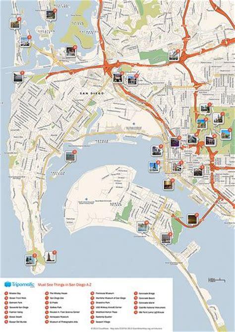 printable maps ucsc 32 best images about san diego maps on pinterest santa