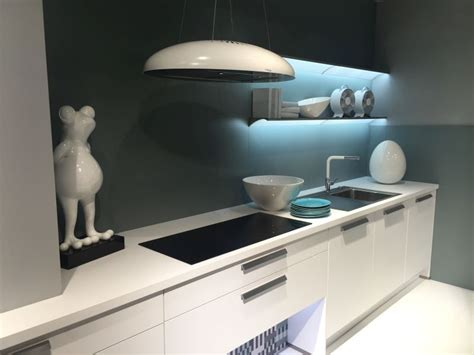 floating kitchen shelves with lights cabinet led lighting puts the spotlight on the