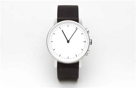design milk minimalist watches 12 minimalist watches a fine time for simplicity design