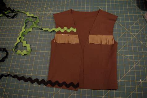 How To Make A Paper Bag Vest - troop 50 oa news regalia american vest