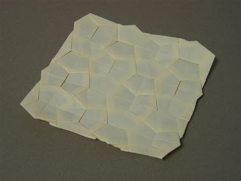 Origami Tessellation - zing origami polyhedra and tessellations