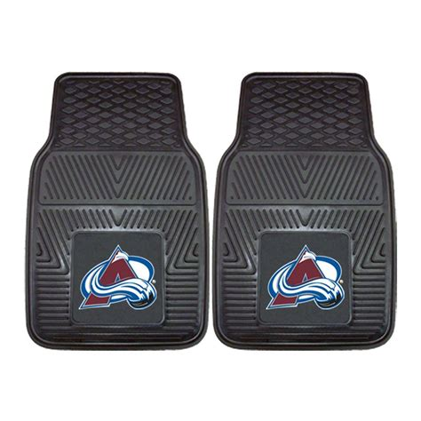 Kitchen Faucets Ottawa fanmats colorado avalanche 18 in x 27 in 2 piece heavy