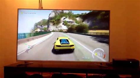 Tv Led Untuk Ps4 samsung ue48h6410 led backlight smart tv gameplay demo