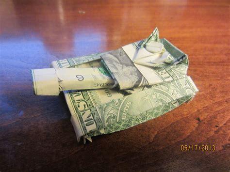 Origami Tank - origami dollar tank by naganeboshni on deviantart