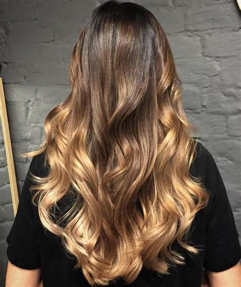 brown and blonde ombre with a line hair cut blonde ombre hair to charge your look with radiance