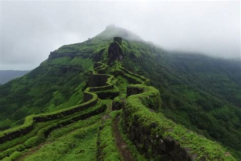 trekking destinations  mumbai pune   explored