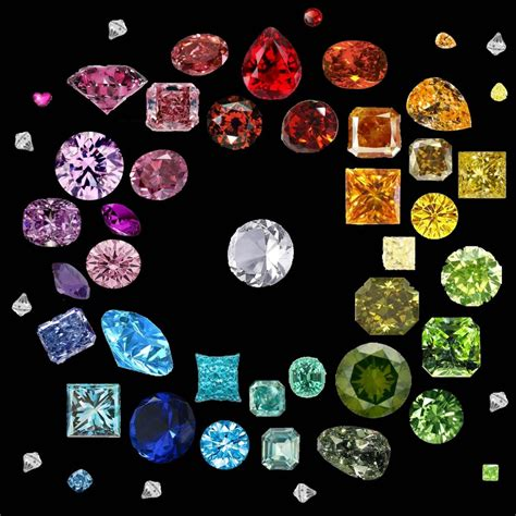 different color diamonds color wheel ayda s graphic design