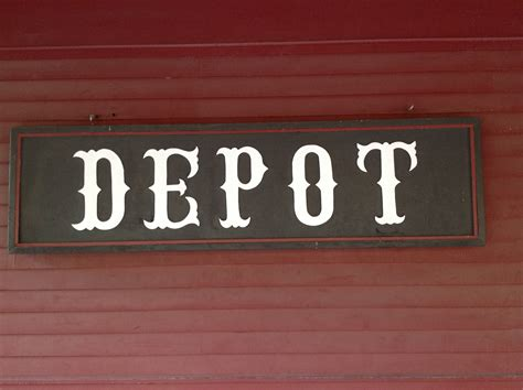 the depot plymouth wi contact us