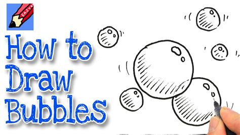 Buble Simple how to draw bubbles real easy